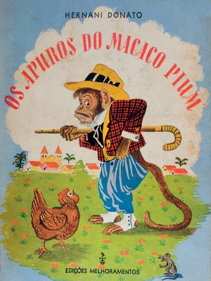 cover image of Os Apuros do Macaco Pium
